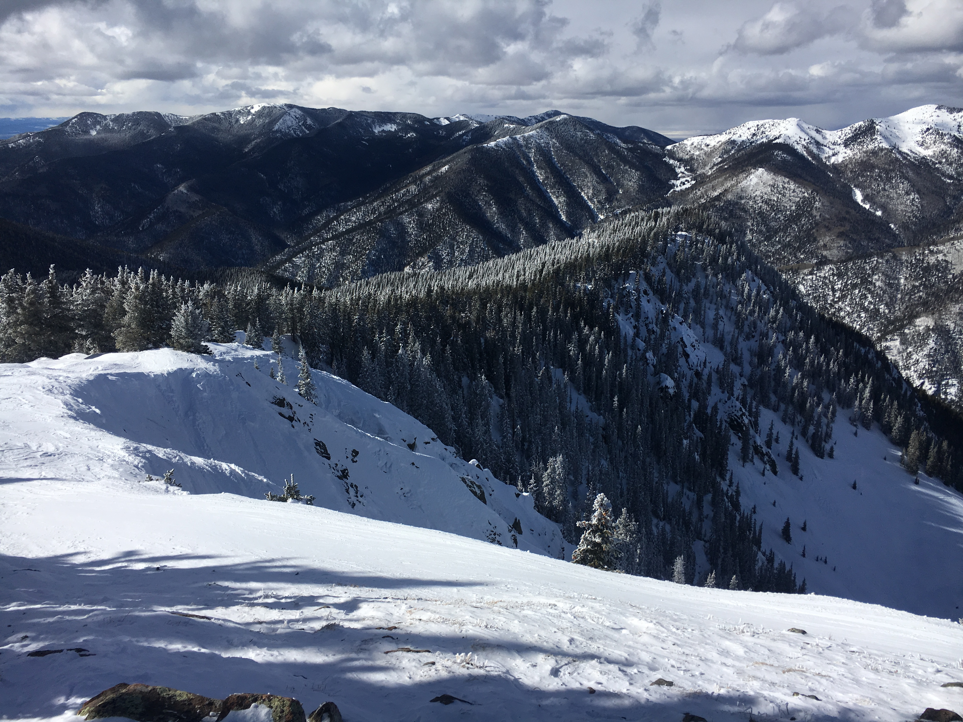 Skiing With Gary Johnson (and other reflections from Taos